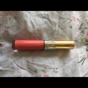 Ysl lip gloss pink